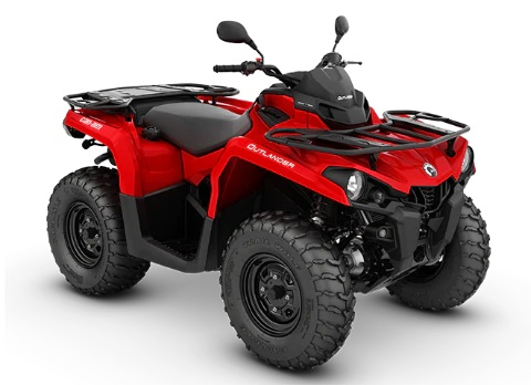 Outlander 450 / 570 T    From  £7,099*