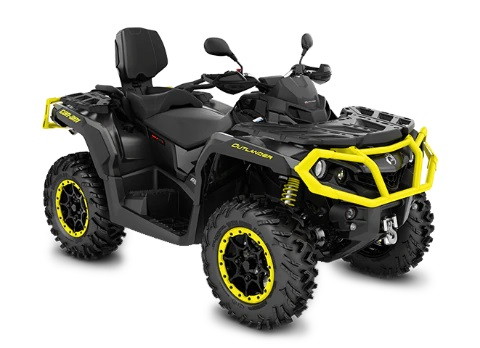 Outlander MAX XT-P 650-1000 T    From £13,599*