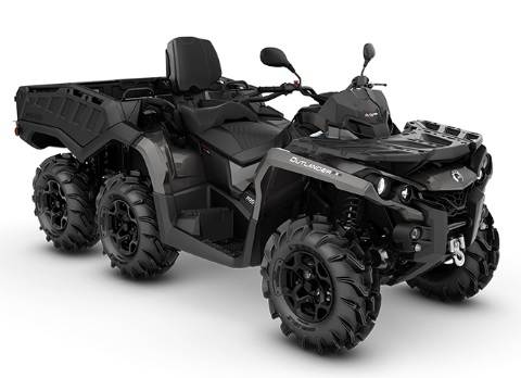 Outlander MAX 6x6 PRO+ Sidewall 1000 T    From £17,799*