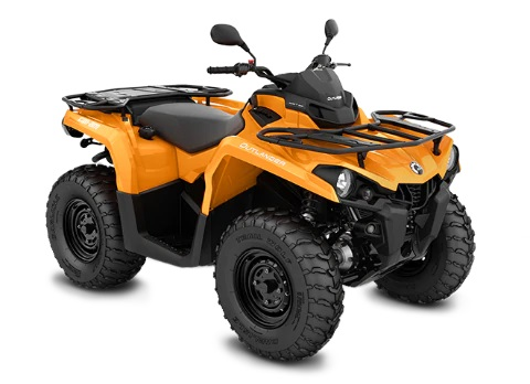 Outlander DPS 450 / 570 T   From £8,199*