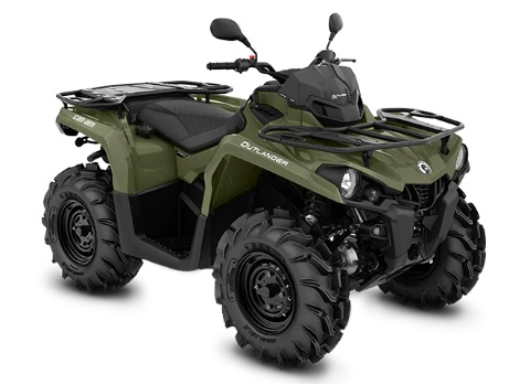 Outlander PRO 450 / 570 T   From £8,099*