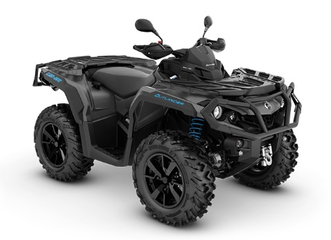 Outlander XT 650 T   From £11,599*