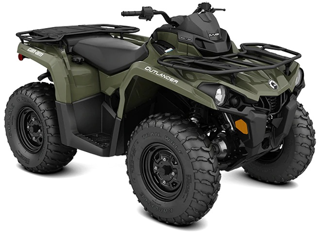 Outlander 450 From £6,699*