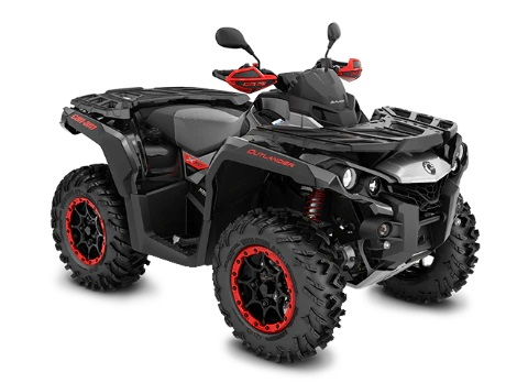 Outlander X xc 1000 T   From £14,599*