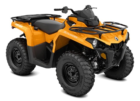 Outlander DPS 570  From £8,299