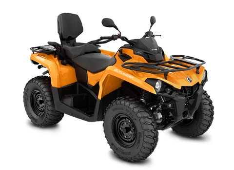 Outlander MAX DPS 450 / 570 T  From £8,699*