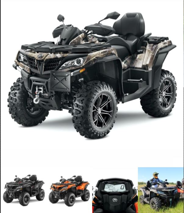 CFORCE 850 XC From £6915.83*