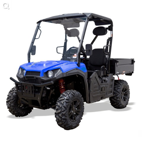 ALL NEW ELECTRIC E-UTV From £6322.50*