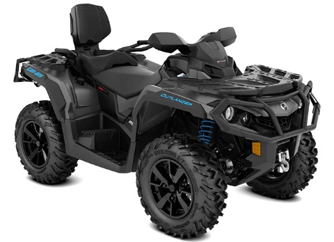 Outlander MAX XT 650 From £11,799