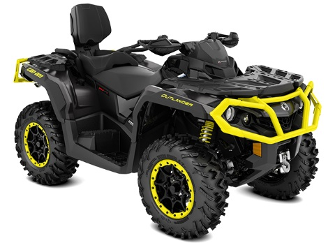 Outlander Max XT-P 1000R From £15,099