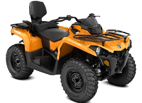 Outlander MAX DPS 570 From £8,799
