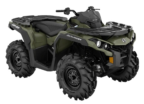 Outlander Pro 650 From £10,199