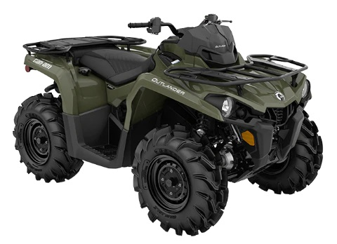 Outlander PRO 450 / 570 From £7,699