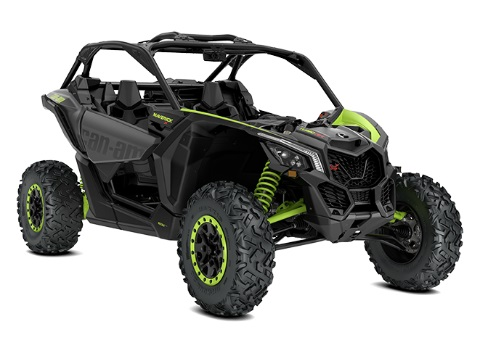 Maverick X ds Turbo RR From £25,099