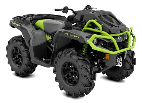 Outlander X MR 650 From £11,199