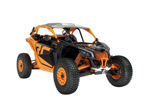 Maverick X rc Turbo RR From £28,699