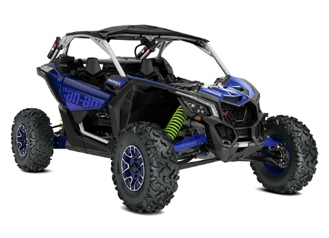 Maverick X rs Turbo RR From £26,599