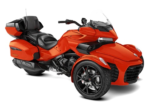 Spyder F3 Limited From £24,299