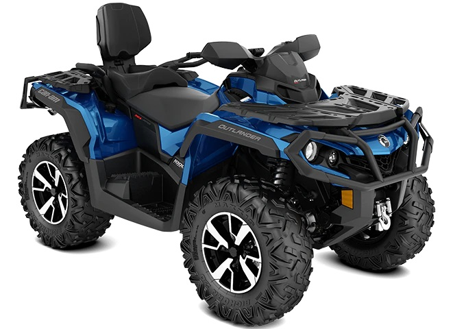 Outlander MAX LIMITED 1000R From £15799*
