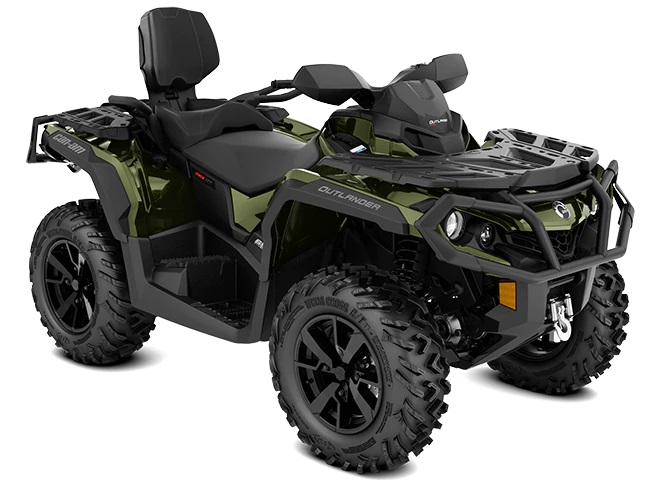 Outlander MAX XT 650 From £11899*