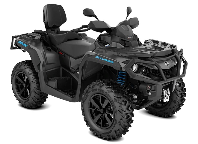 Outlander MAX XT 650 T From £11699*