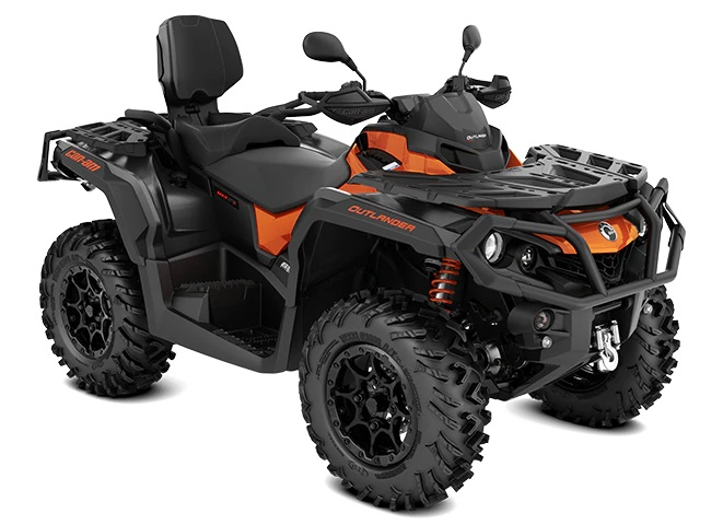 Outlander MAX XT-P 650-1000 T From £13799*