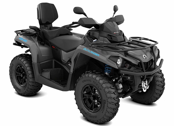Outlander MAX XT 570 T From £10,899*