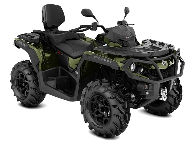 Outlander MAX XU+ 1000 T From £14399*