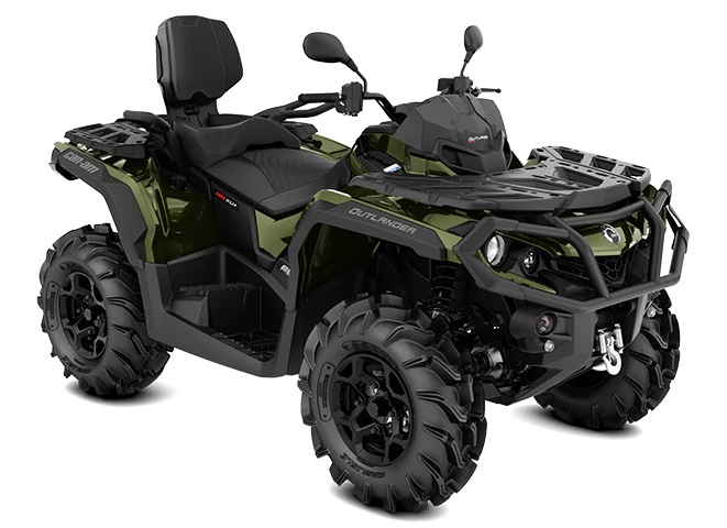 Outlander MAX XU+ 650 T From £12,299*