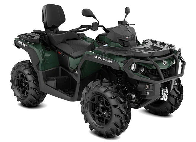 Outlander MAX XU+ 570 T From £11399*