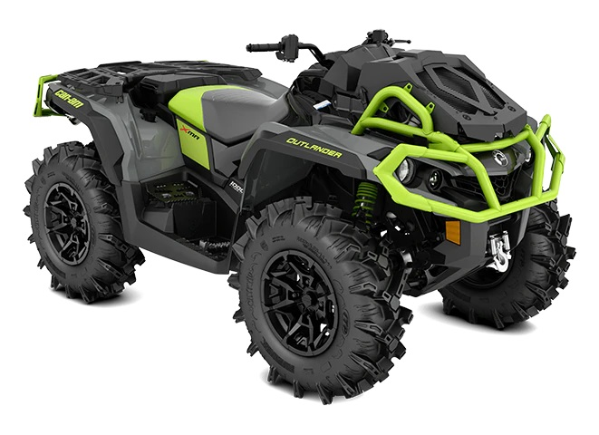 Outlander X MR 1000R From £15399*