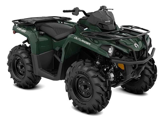 Outlander XU 450 to 570 From £7899*