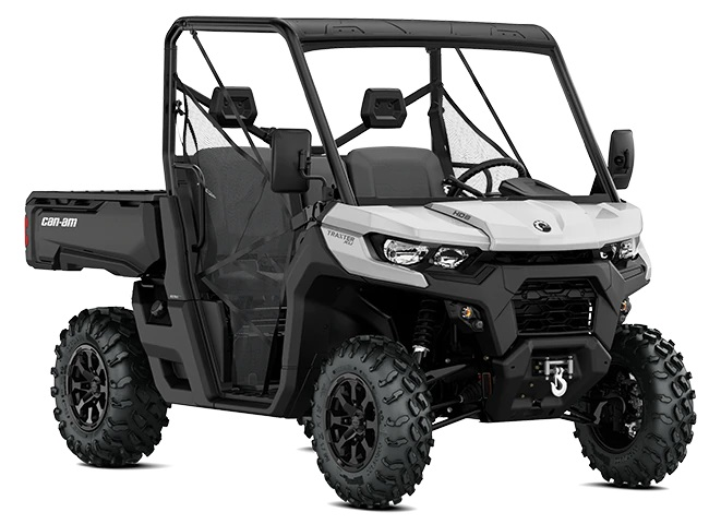 Traxter XU HD8 T From £15399*