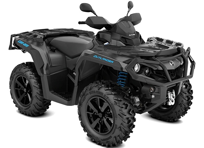 Outlander XT 650 T From £11799*