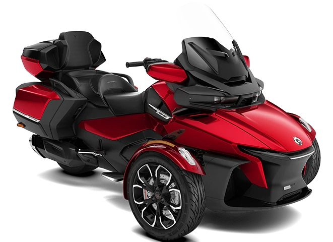 Spyder RT Limited From £26,599