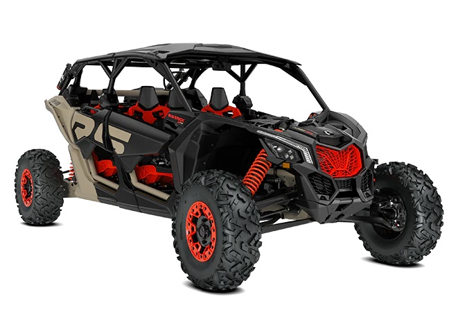 Maverick MAX X RS Turbo RR With Smart-Shox From £34399*