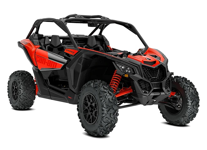 Maverick DS Turbo R From £21099*