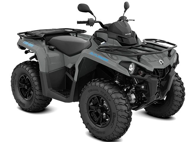 Outlander DPS 450 to 570 T From £8399*