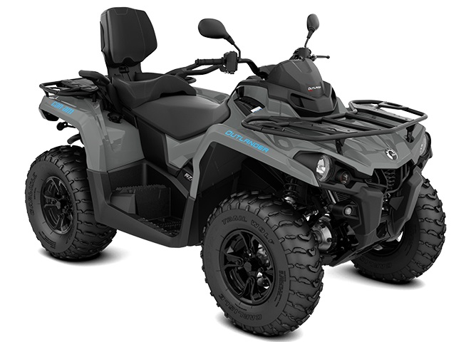 Outlander MAX DPS 450 to 570 T From £8999*