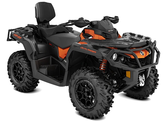 Outlander MAX XT-P 1000R From £17099*