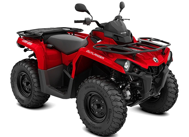 Outlander 450 to 570 T From £7299*