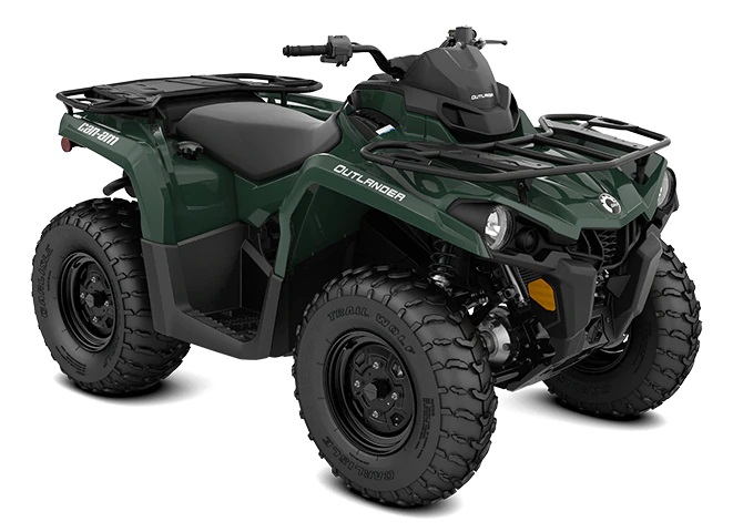 Outlander 450 From £7799*