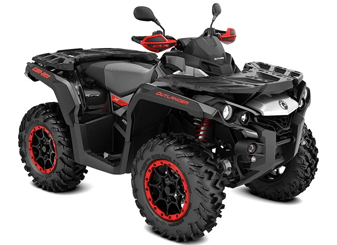 Outlander X XC 1000 T From £14799*
