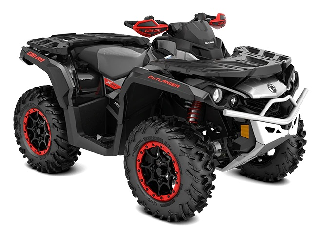 Outlander X XC 1000R From £15999*