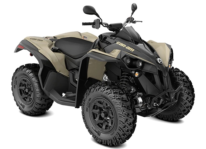 Renegade 650 T From £10399*