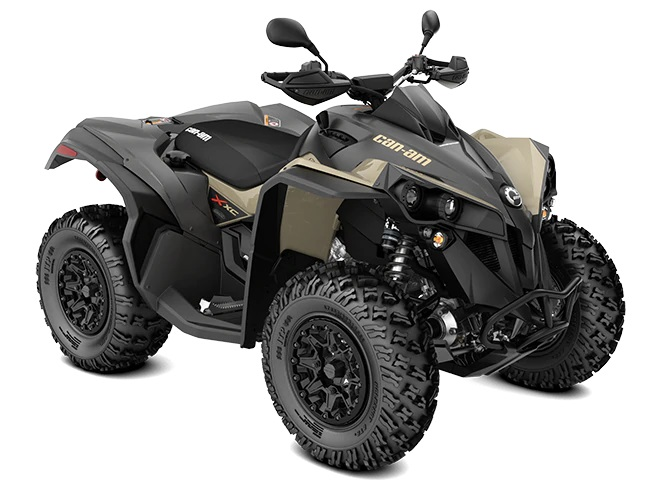 Renegade X XC 650 to 1000 T From £11599*