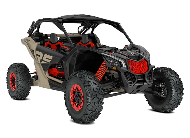 Maverick X RS Turbo RR With Smart-Shox From £29399*