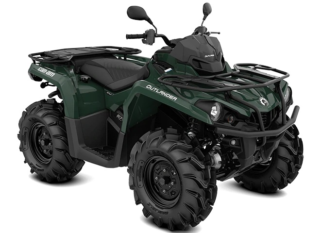 Outlander XU 450 to 570 T From £8499*
