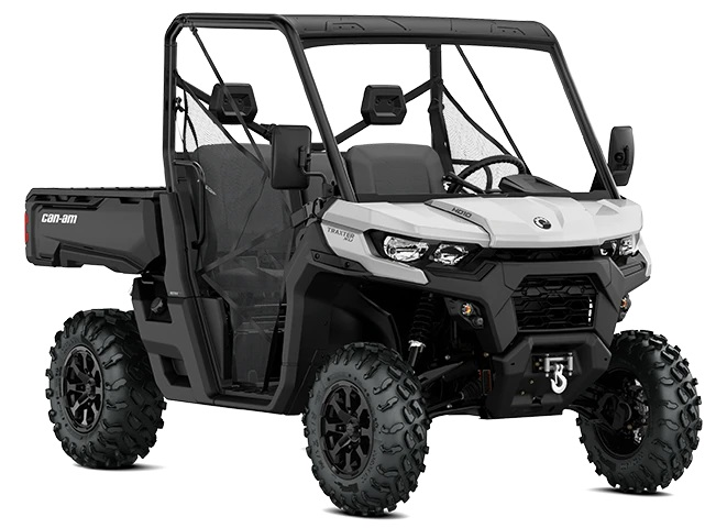 Traxter XU HD10 T From £20299*