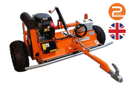 FM120 Flail Mower From £4370